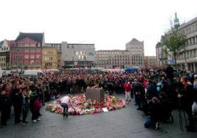 Gedenken an die Opfer des Anschlags vom 9.10.19