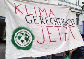 FFF Klimagerechtigkeit